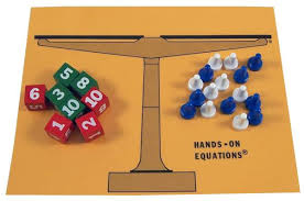 Hands On Equations for 5th and 6th grade algebra