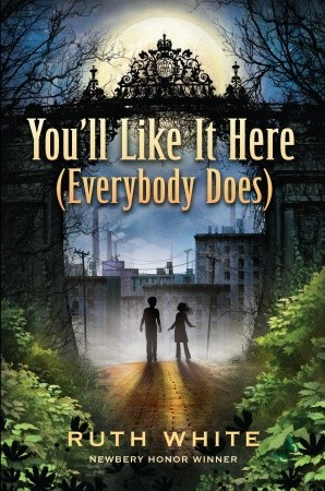 You'll Like It Here Everybody Does Book Cover