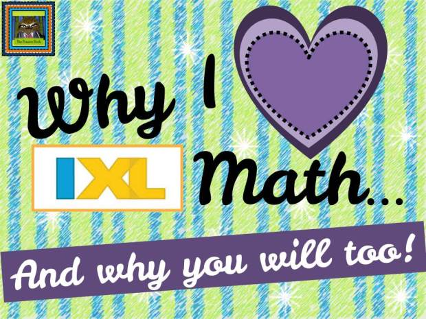 Why I Love IXL Math for iPads and Why You Will Too from The Pensive Sloth