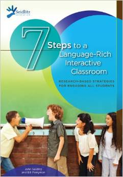 Best Book for Building Language With ELL Students--Seven Steps to a Language Rich Classroom