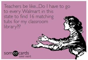 Back to School Teacher Humor from The Pensive Sloth Walmart