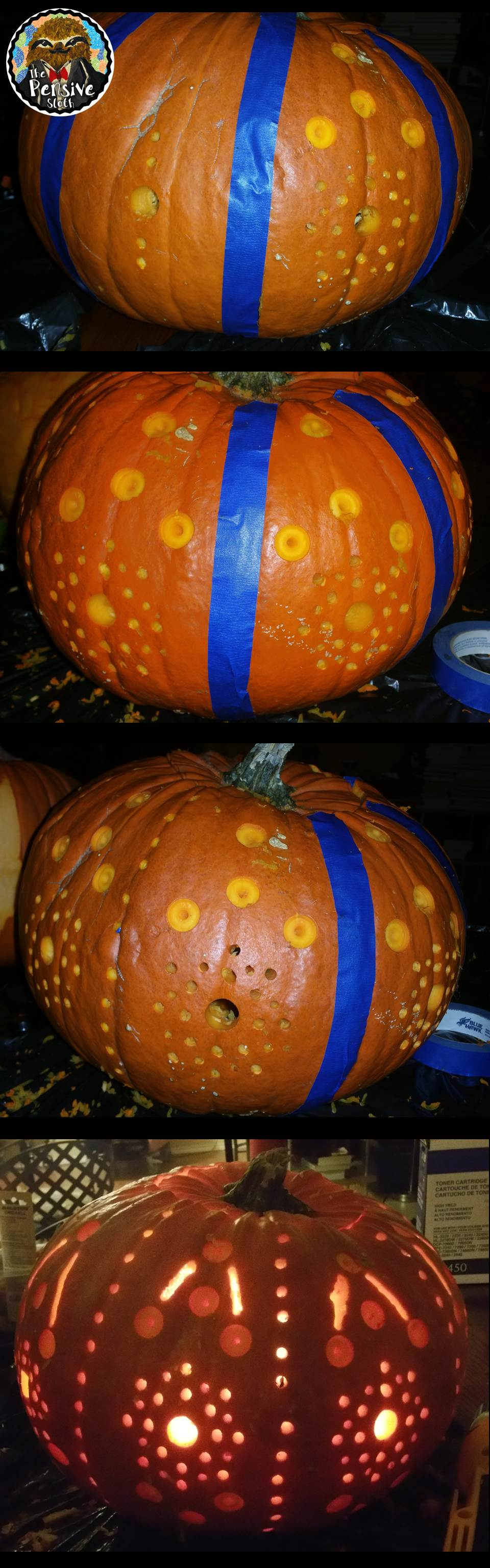 5 Things That Happen When You Drill a Pumpkin | The ...