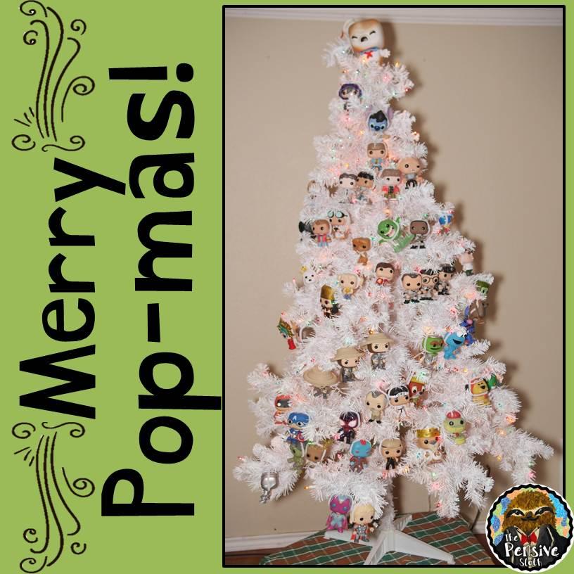 Funko Pops Theme Christmas Tree The Pensive Sloth