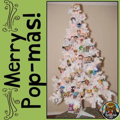 Funko Pops Theme Christmas Tree from The Pensive Sloth Christmas Tree Theme Idea